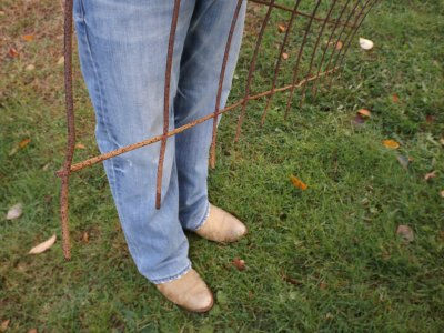 Wire Mesh for Hoop House